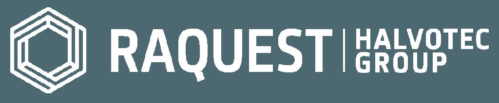 RAQUEST Logo Weiß
